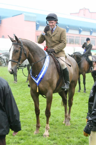 Roughan Dancer owned by Patrick McAvoy